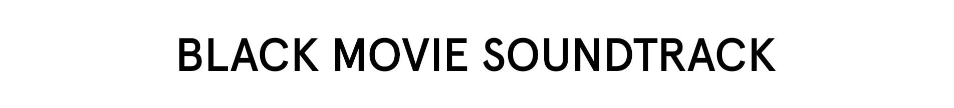 Black Movie Soundtrack