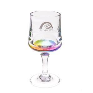Hollywood Bowl Rainbow Wine 8oz