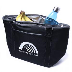 Hollywood Bowl Cooler Tote Bag