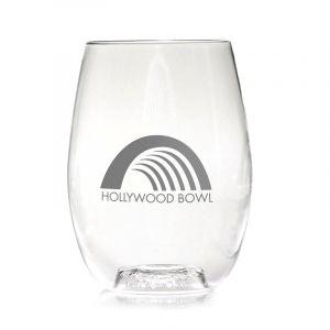 Hollywood Bowl Shatterproof Wine Glass