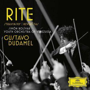 Dudamel Conducts Stravinsky and Revueltas CD