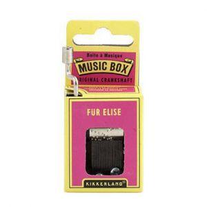 Beethoven's Fur Elise Crank Music Box