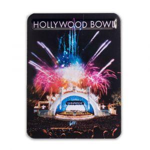 Hollywood Bowl 3D Fireworks Magnet