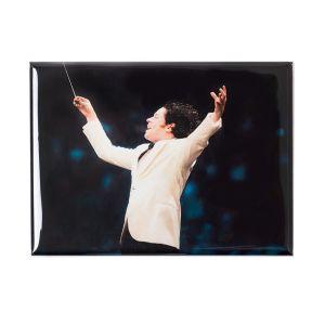 LA Phil Gustavo Dudamel Magnet