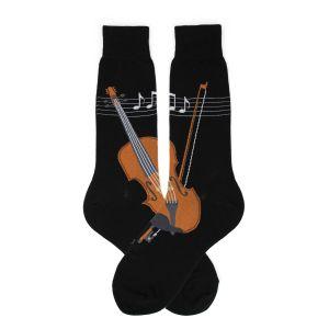 Musical Strings Socks- Men