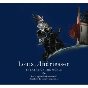 Andriessen: Theatre of the World (CD)