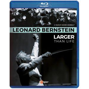 Leonard Bernstein: Larger Than Life (Blu-Ray)