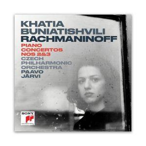 Khatia Buniatishvilli: Rachmaninoff: Piano Concertos (CD)