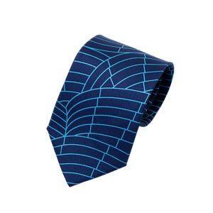 Walt Disney Concert Hall Pattern Tie