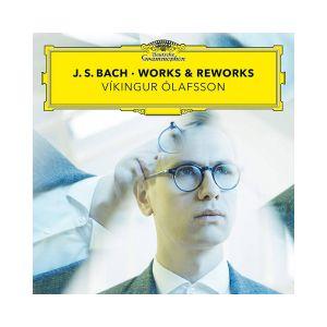 Bach Works & Reworks: Víkingur Ólafsson (CD)