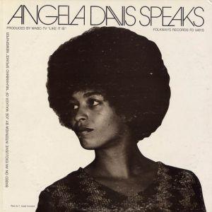Angela Davis Speaks (CD)