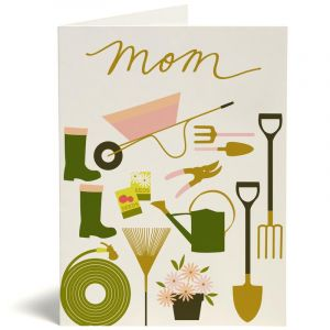 Mother's Day Card - Mom Garden