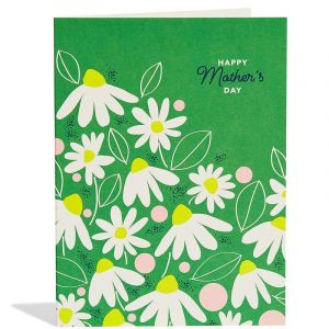 Mother's Day Card - Daisies