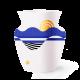 Mini Paper Vase - Salina