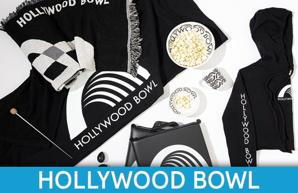 Shop Hollywood Bowl Exclusives