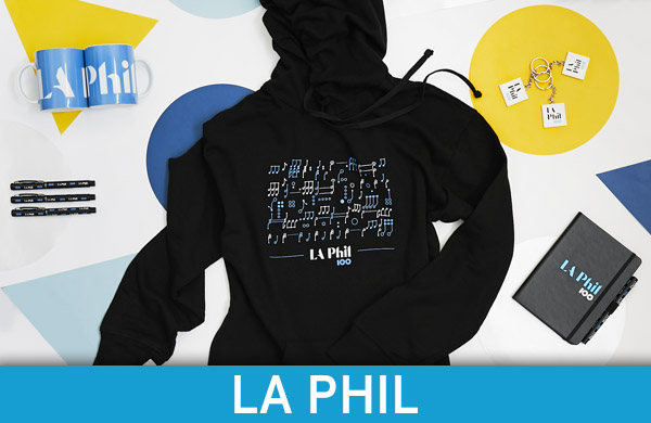 Shop LA Phil Exclusives