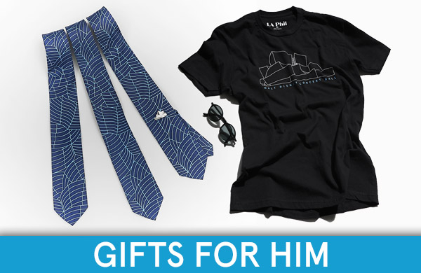 LA Phil Gifts for Him