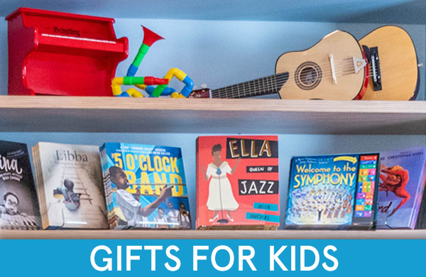 LA Phil Gifts for Kids
