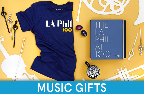LA Phil Music Gifts