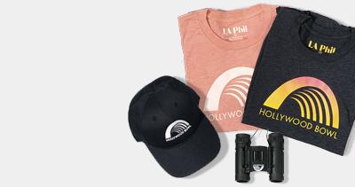 Shop Hollywood Bowl Merchandise